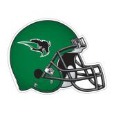 Football Helmet Magnet-Power Bison