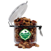 Deluxe Nut Medley Round Canister-Power Bison
