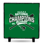 Photo Slate-2017 NCCAA National Champions - Baseball Crossed Bats