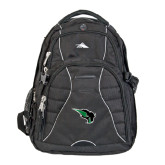 High Sierra Swerve Compu Backpack-Power Bison