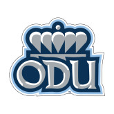 Medium Decal-ODU with Crown, 8 in W