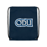 Navy Drawstring Backpack-ODU