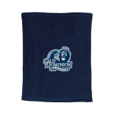 Navy Rally Towel-Primary Mark