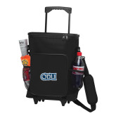 30 Can Black Rolling Cooler Bag-ODU