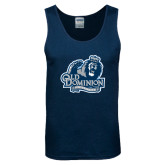 Navy Tank Top-Primary Mark