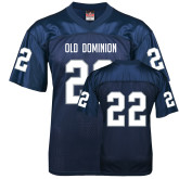 Replica Navy Adult Football Jersey-Navy Football Jersey