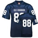 Replica Navy Adult Football Jersey-#88