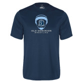 Performance Navy Tee-Wrestling Helmet