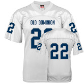Replica White Adult Football Jersey-White Football Jersey