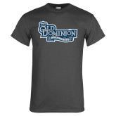 Charcoal T Shirt-Old Dominion University