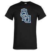 Black T Shirt-ODU Step