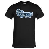 Black T Shirt-Old Dominion University
