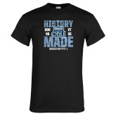 Black T Shirt-History Made - ODU vs VT