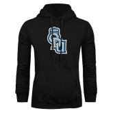 Black Fleece Hoodie-ODU Step