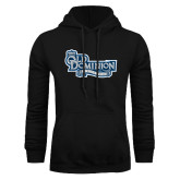 Black Fleece Hoodie-Old Dominion University