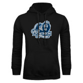 Black Fleece Hoodie-Lady Monarchs