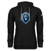 Adidas Climawarm Black Team Issue Hoodie-Lion Shield