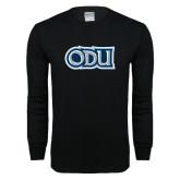 Black Long Sleeve T Shirt-ODU