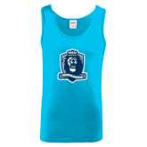 Light Blue Tank Top-Monarchs Shield