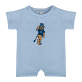 Light Blue Infant Romper-Youth Mark Full