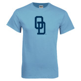 Light Blue T Shirt-OD