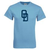 Light Blue T Shirt-OD