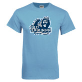 Light Blue T Shirt-Lady Monarchs