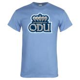 Light Blue T Shirt-ODU w Crown