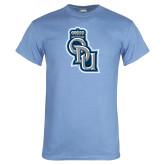 Light Blue T Shirt-ODU Step