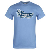 Light Blue T Shirt-Lady Monarchs