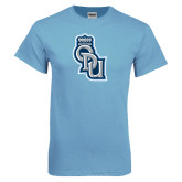 Light Blue T Shirt-ODU Step