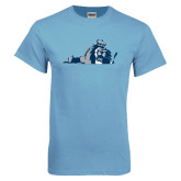 Light Blue T Shirt-Lion State