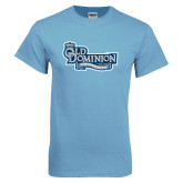 Light Blue T Shirt-Old Dominion University