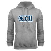 Grey Fleece Hoodie-ODU
