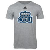 Adidas Sport Grey Logo T Shirt-ODU w Crown