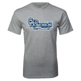 Grey T Shirt-Lady Monarchs