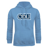 Light Blue Fleece Hoodie-ODU
