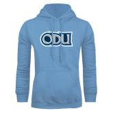 Light Blue Fleece Hoodie-ODU