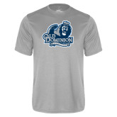 Performance Platinum Tee-Primary Mark