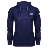 Adidas Climawarm Navy Team Issue Hoodie-ODU