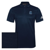 Adidas Climalite Navy Grind Polo-Monarchs Shield