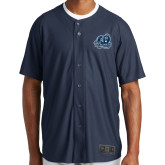 New Era Navy Diamond Era Jersey-Primary Mark