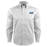 Red House White Long Sleeve Shirt-ODU