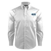 Red House White Dobby Long Sleeve Shirt-ODU