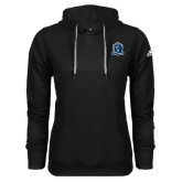 Adidas Climawarm Black Team Issue Hoodie-Monarchs Shield
