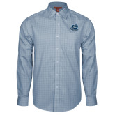 Red House Light Blue Plaid Long Sleeve Shirt-Primary Mark