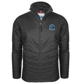 Columbia Mighty LITE Charcoal Jacket-Monarchs Shield