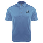 Light Blue Dry Mesh Polo-Primary Mark