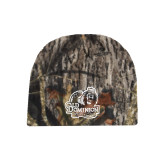 Mossy Oak Camo Fleece Beanie-Primary Mark