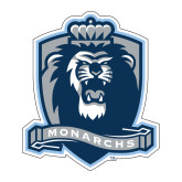 Large Magnet-Monarchs Shield, 12 in W